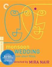 Monsoon Wedding Criterion Collection 2009 Blu Ray