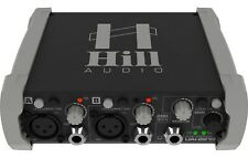 usb - midi / audio interface hill audio UAI 2210 professional
