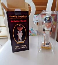 Freddy Sanchez Pittsburgh Pirates 2006 NL Batting Champion Bobblehead