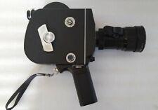 Rare Export Version of Krasnogorsk-3 16mm Film canera + METEOR-5-1 17-69mm M42