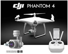 DJI PHANTOM 4 PARI AL NUOVO PROVENIENZA ESPOSITIVA CON 2 BATTERIE DRONE