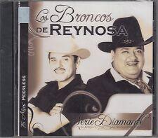 Los Broncos de reynosa 75 Anos Peerless Serie Diamante CD New Nuevo Sealed