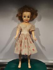 """Ideal Doll Vintage VT-20 20"""" High Estimated"""