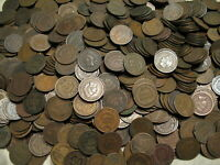 INDIAN HEAD CENT PENNY LOT 20 JUNK CULL COINS *@ FREE SHIPPING-MAKE AN OFFER @*