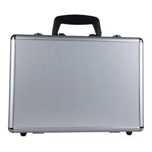 Soundlab Microphone Flightcase Carry Case Karaoke DJ Disco PA