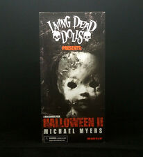 "HALLOWEEN II MICHAEL MYERS 11"" action figure  Living Dead Dolls"