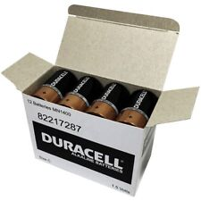 Duracell Coppertop Duralock Alkaline C Size Battery 24 Pack - Free Shipping