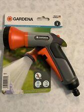 GARDENA 18311 Classic Water Spray Gun Locking Spray Feature BNWT
