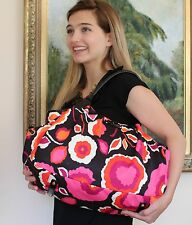 KATE SPADE New York TRAVEL FLORAL BURST Print Stevie Baby Diaper Bag Tote ($398)