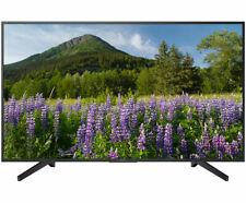 Sony KD65XF7096 4K/UHD LED Fernseher 164 cm [65 Zoll] HDR Schwarz