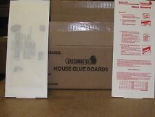 Catchmaster mouse Glue Boards 144 Glue Boards NEW SALE MADE IN THE USA