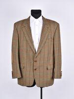 Gant The Blazer Hombre Vintage Chaqueta Americana Talla EU52 UK42, Genuino