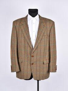 GANT The Blazer Hommes Vintage Veste Blazer Taille EU52 UK42, Véritable