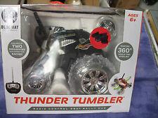 Thunder Tumbler (Black)-radio control 360* rally car 49 MHz Number 1