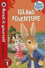 Peter Rabbit: Island Adventure - Read it yourself with Ladybird: Level 1 by Penguin Books Ltd (Paperback, 2015)