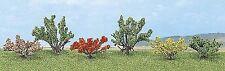 Busch 6055: Bomen: 6 struiken, verschillende kleuren