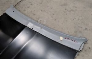 MAZDA 1300 WIDE BODY FRONT WINDSCREEN COWL PANEL NEW OLD STOCK GENUINE