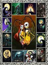 Nightmare Before Quilt Holidays Birthday Winter Gifts