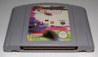 FIFA 98 Nintendo 64 N64 PAL