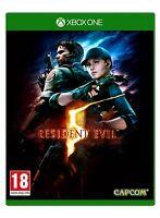 NEW & SEALED! Resident Evil 5 Microsoft XBox One Game
