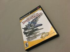 R-TYPE final US IMPORT NTSC-U 60HZ PlayStation2 PS2 shmup R TYPE