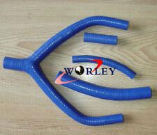 For YAMAHA WR250 1991 1992 1993 / YZ250 1990 91 92 93 94 Silicone radiator hose