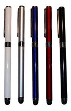 10x Bunt 2in1 Stylus Kugelschreiber Display Touch Display Stift Office Pen