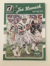 Joe Namath - 2016 Donruss - New York Jets #216