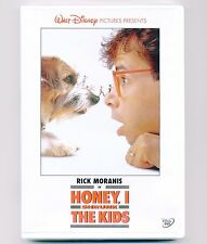 Honey, I Shrunk The Kids 1989 new Walt Disney DVD movie Rick Moranis PG