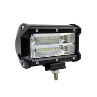 18W 36W 72W LED Work Light Working Lamp 4WD OffRoad Car Truck Boat DC10V~48V