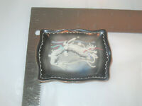 Vintage Dragonware Ashtray with Gold Trim Japan