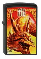Lighter Zippo Mazzi Golden Dragon