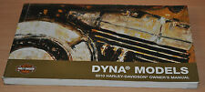 BA Betriebsanleitung Harley Davidson DYNA Models 2010 Owners Manual