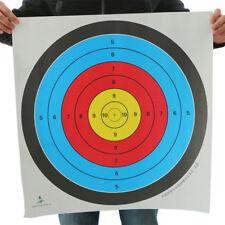 Archery Targets Bow Arrow Gauge Shooting Target Paper Training Beginner