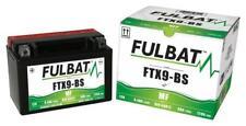 AEON Cobra 125 RS, 180 RS, RSII AGM / MF  Batterie FULBAT FTX9-BS  DIN50812