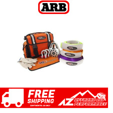 ARB Premium Recovery Kit w/ Snatch Block and Recovery Strap Universal RK9