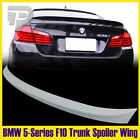 Painted #300 White Fit For BMW F10 Sedan A Style Rear Trunk Spoiler 10-16