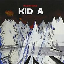 Radiohead CD Kid A Capitol CDP 7243 5 27753 2 3 Everything in its Right Place