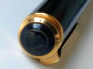 "Pelikan ""Old Style"" Kolbenfüller Souverän M 600 18 C 750 Goldfeder"