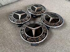 Mercedes Benz Nabendeckel Felgendeckel Felgenkappen  4 St?ck