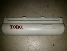 TORO ECX Control Box Bottom Door Latch Cover Replacement Part