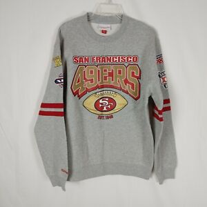 Mitchell & Ness Men's Size Large San Francisco 49ers Team Of The 80's