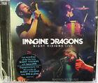 IMAGINE DRAGONS CD + DVD Night Visions LIVE Special Edition w/ BONUS DVD