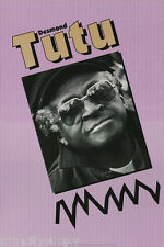 POSTER - DESMOND TUTU - SOUTH AFRICAN ACTIVIST - FREE SHIPPING ! #1875  RP90 N