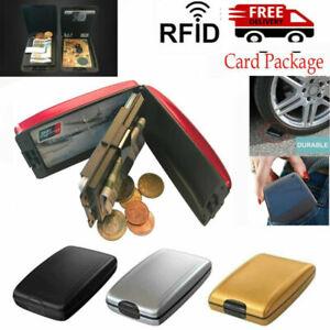 Business Metall Kredit ID Kartenetui Kartenhalter C3R2