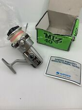 New listing Vintage Miz 40 Shimano Medium Saltwater Heavy Freshwater Reel Unused In Orig Box