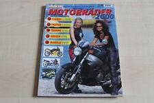 156746) Motorrad News - Motorrad Katalog 2000