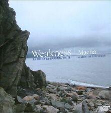 Riley Lee : Barbara White: Weakness CD