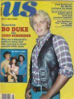 US magazine John Schneider Clint Eastwood Jan Smithers July 8, 1980 070419nonr