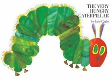 Library Book: The Very Hungry Caterpillar: By National Geographic Learning